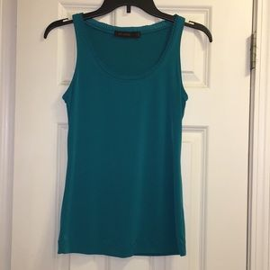 The Limited Teal Sleeveless Top
